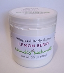 Lemon Berry Whipped Body Butter