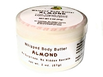 Almond Whipped Body Butter