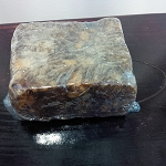 African Black Soap (1lb. Block)