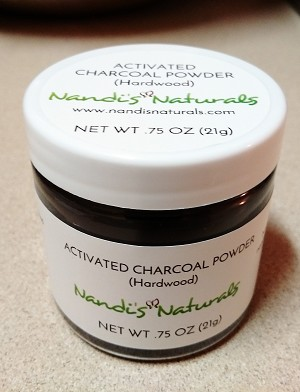 Activated Charcoal Powder (Hardwood)